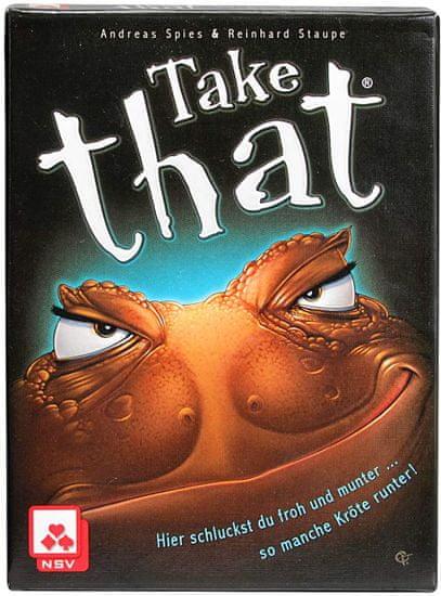 NSV igra s kartami Take That angleška izdaja