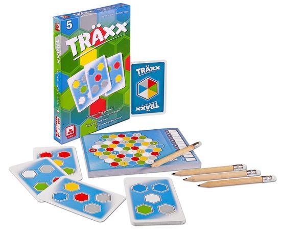 NSV igra s kartami Träxx angleška izdaja