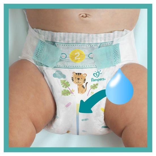 Pampers Active Baby plenice, vel. 2, 4–8 kg, 96 kosov