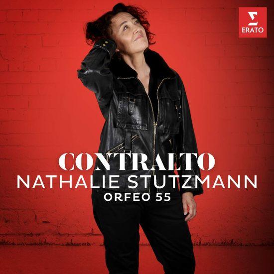 Stutzmann Nathalie: Contralto - CD