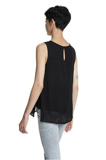 Desigual Ženska bluza Blus Tebas Negro 20SWBW59 2000