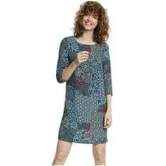 Desigual Ženska obleka Telovnik Maritsa Tutti Fruti 20SWVWA0 9019 (Velikost 40)
