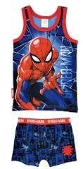 Disney chlapčenské pyžamo Spiderman SM13515 104 - 110 modrá