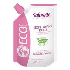 Saforelle Jemný umývací gél (náhradní náplň) Eco pack 400 ml
