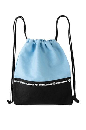 Gym Glamour Športový vak Gym Glamour Blue (GGBAGBLU) UNI