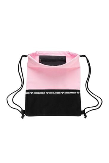 Gym Glamour Športový vak Gym Glamour Pink (GGBAGPNK) UNI