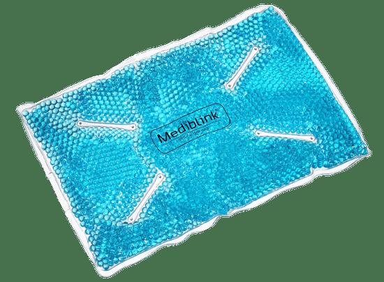 Mediblink hladilno toplotna blazinica s kroglicami, L, M122