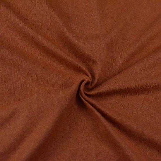 Brotex Jersey prestieradlo hnědé, Výběr rozměru Dětské 70x140