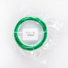 Miroluk Tisková struna PLA pro 3D pera, 1,75mm, 5m, zelená