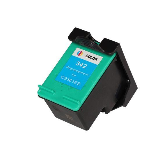 Miroluk Atramentová náplň pre HP Photosmart C 3180 kompatibilná (farebná - color)