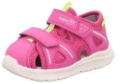 Superfit Lány szandál Wave 10004795500, 19, rózsaszín