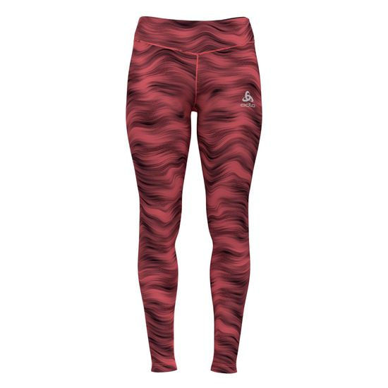 ODLO Soft Print Essential ženske pajkice, roza (B:30727)
