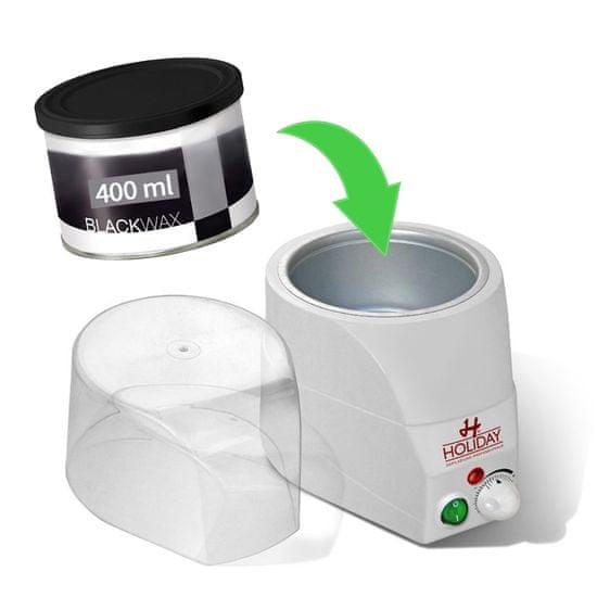 VivoVita Grelec za vosek v pločevinki (400 ml)