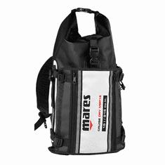 Mares Cestovný batoh / vak CRUISE DRY MBP15 biela/čierna