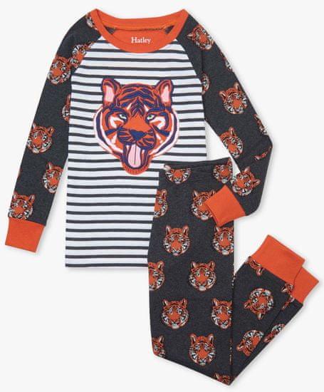 Hatley pidžama za dječake od organskog pamuka Fierce Tigers S21THK1269
