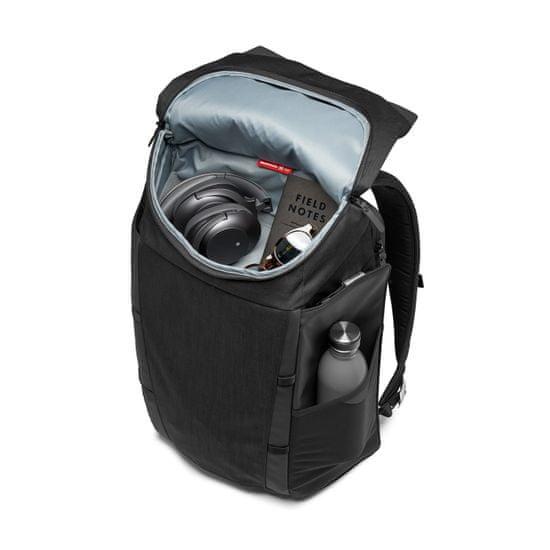 Manfrotto Chicago Fotografski nahrbtnik medium 50 za DSLR/CSC (MB-CH-BP-50) + GRATIS - PIXI MINI namizno stojalo (MTPIXI-B)