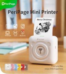 PeriPage mini printer, bela