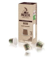 Meseta Deciso 100 ks kompostovatelné Nespresso®* kompatibilní kapsle