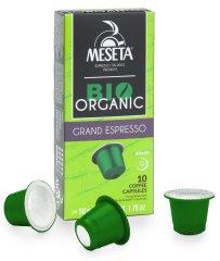 Meseta BIO Organic Grand Espresso 100 ks Nespresso®* kompatibilní kapsle