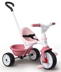 Smoby tricikl Be Move, ružičasti