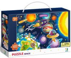 Dodo Toys sestavljanka Vesolje, 100 delov