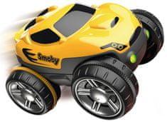 Smoby Flextreme Żółty samochód wyścigowy