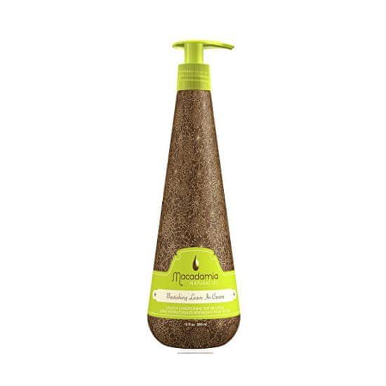 Macadamia Bezoplachový kondicionér pro nepoddajné vlasy (Nourishing Leave-In Cream)