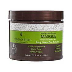 Macadamia Megújító maszk minden hajtípusra Weightless Repair (Masque) (Mennyiség 222 ml)
