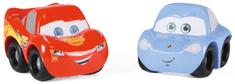 Smoby Vroom Planet Two Cars 2 samochody w pudełku prezentowym - Zygzak McQueen i Sally