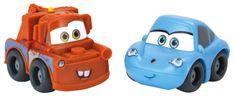 Smoby Vroom Planet Two Cars 2 samochody w pudełku prezentowym - Złomek i Sally