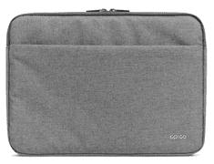 EPICO Hero MacBook Sleeve 15/13 ovitek (inner PE bubble), črn (9911141900002)