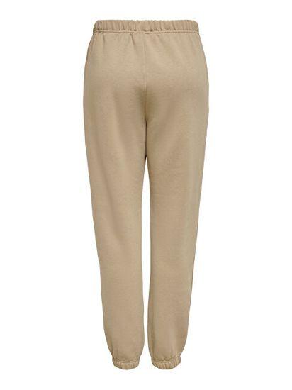 ONLY Damskie spodnie dresowe ONLDREAMER LIFE 15241104Silver Norki