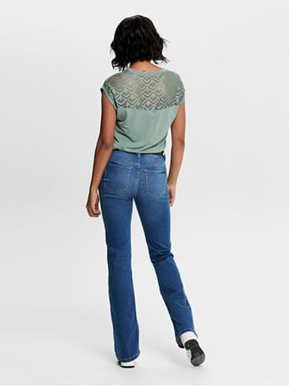 ONLY Női póló ONLNICOLE 15151008 Chinois Green