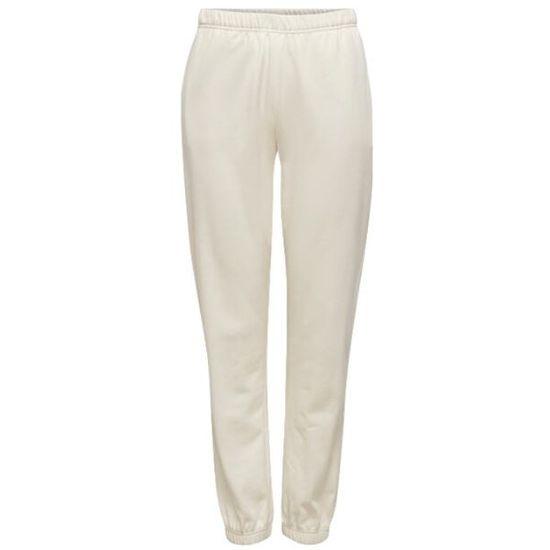 ONLY Damskie spodnie dresowe ONLDREAMER LIFE 15241104 Birch