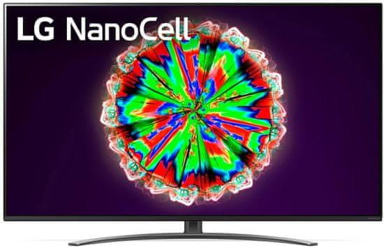 LG 49NANO813NA 4K UHD ELED televizor, Smart, NanoCell