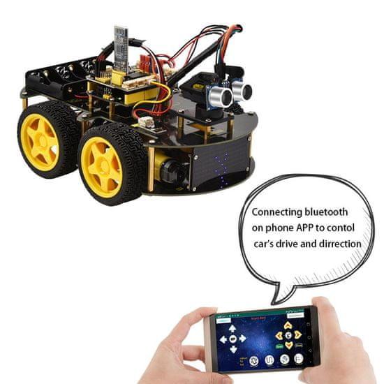 Keyestudio Keyes Arduino robotické auto V 2.0
