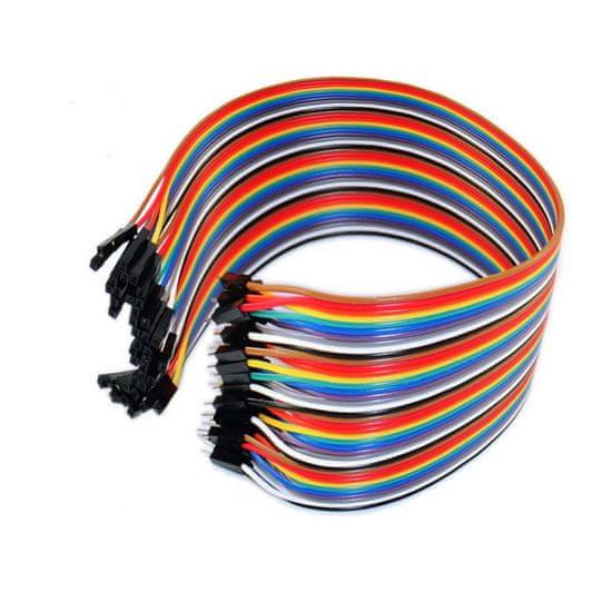 Keyestudio Keyes Arduiono sada 3x40ks kabelů male-female