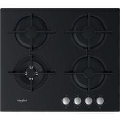 Whirlpool GOR 625/NB plinska kuhalna plošča, vgradna