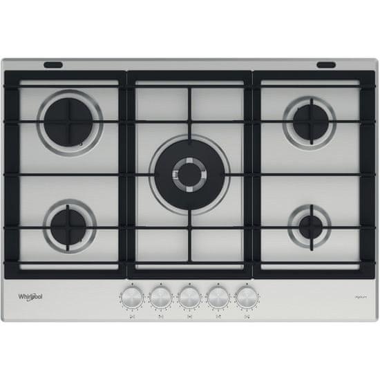 Whirlpool GMWL 728/IXL plinska kuhalna plošča, vgradna