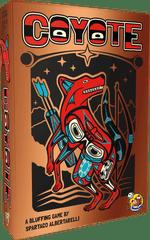 HeidelBÄR Games igra s kartami Coyote angleška izdaja
