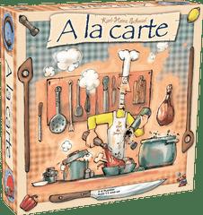 HeidelBÄR Games družabna igra A La Carte angleška izdaja