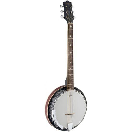 Stagg BJM30 G, banjo šesťstrunné