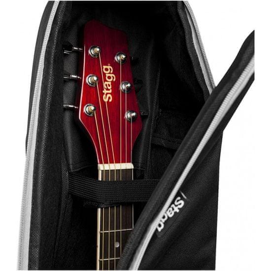 Stagg STB-10 UB, puzdro pre basovú gitaru