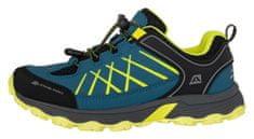 ALPINE PRO chlapecká outdoorová obuv ADO 28 modrá