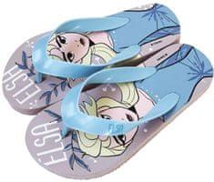 Disney Lány flip-flop papucs Frozen WD13625_1, 28, kék