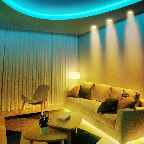 BASEUS Colorful LED szalag 5W 1,5 m + távirányító