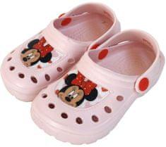 Disney Lány crocs papucs Minnie WD13582, 22, rózsaszín