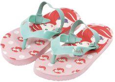 Disney Lány flip-flop papucs Ariel WD12571_1, 22, rózsaszín