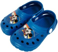 Disney dekliški natikači Mickey WD13615, 22, temno modri