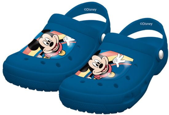 Disney chlapecké clogsy Mickey WD13615